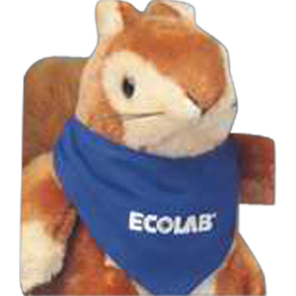 S - Bandana Accessory For Stuffed Animal. Blank Photo