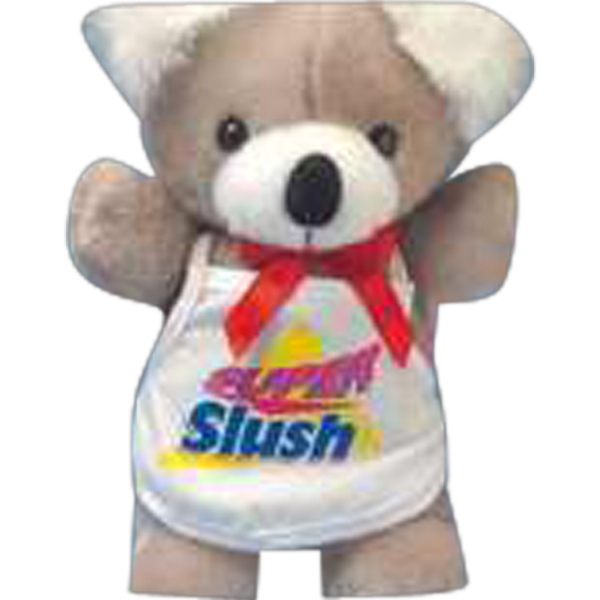 Apron Accessory For Stuffed Animal, Blank Photo