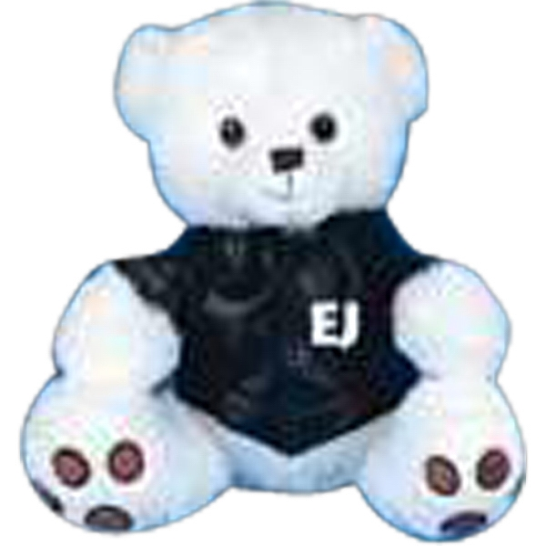 M - Motorcycle Jacket For Stuffed Animal, Blank Photo