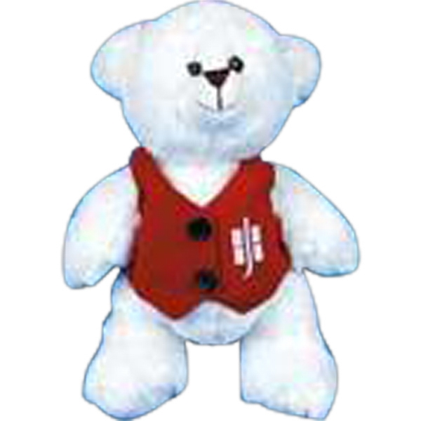 M - Vest Accessory For Stuffed Animal, Blank Photo