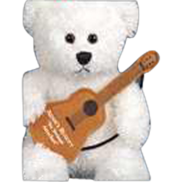 Felt Guitar Accessory For Stuffed Animal, Blank Photo