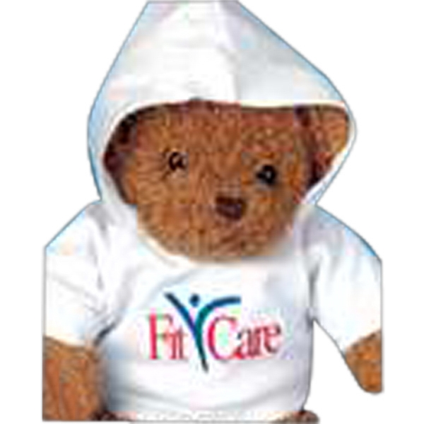 Large - Hooded Sweatshirt For Stuffed Animal, Blank Photo