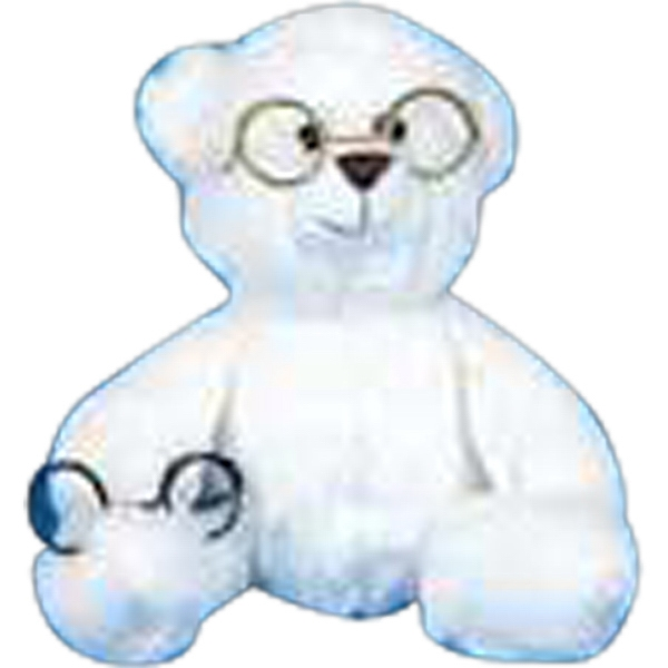 Wire Spectacles For Stuffed Animal, Blank Photo