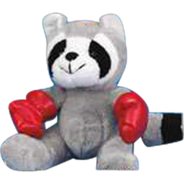 L - Boxing Gloves For Stuffed Animal, Blank Photo