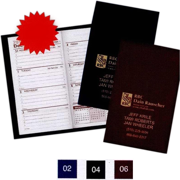 Ireland - Soft Cover Vinyl Sewn Designer Address Book, Page Dedicated For Emergency Contact Photo