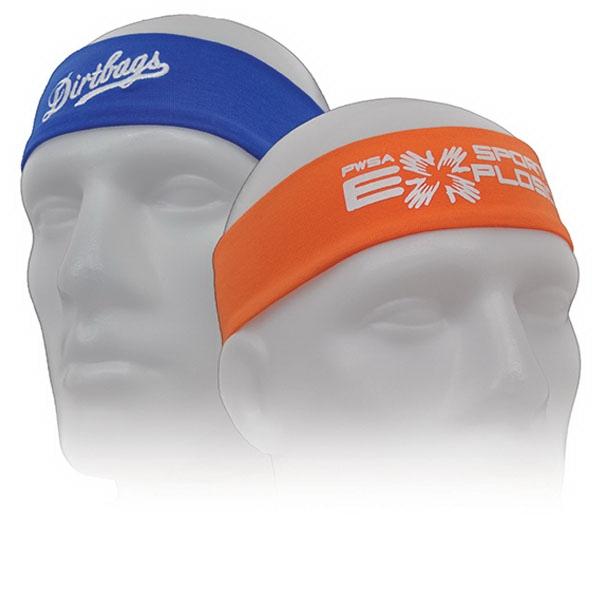 431784d1f3269 Stretch Fashion Headband with Direct Emb. or Heat Transfer