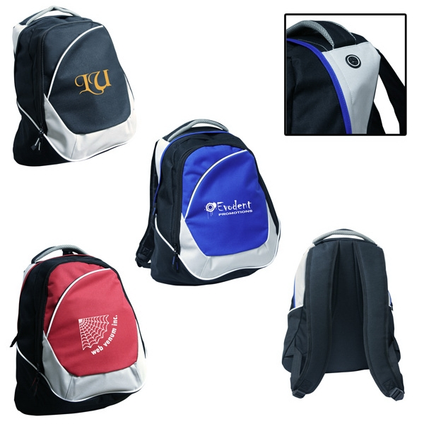 Bag Designs (tm) Bag Designs(tm) - Backpack With Computer Pocket Photo