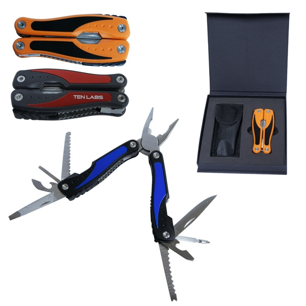Utility Multi Tool With Stainless Steel & Aluminum Construction Photo