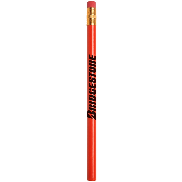 Jo-bee - Red - Tipped Pencil Large In Diameter Photo