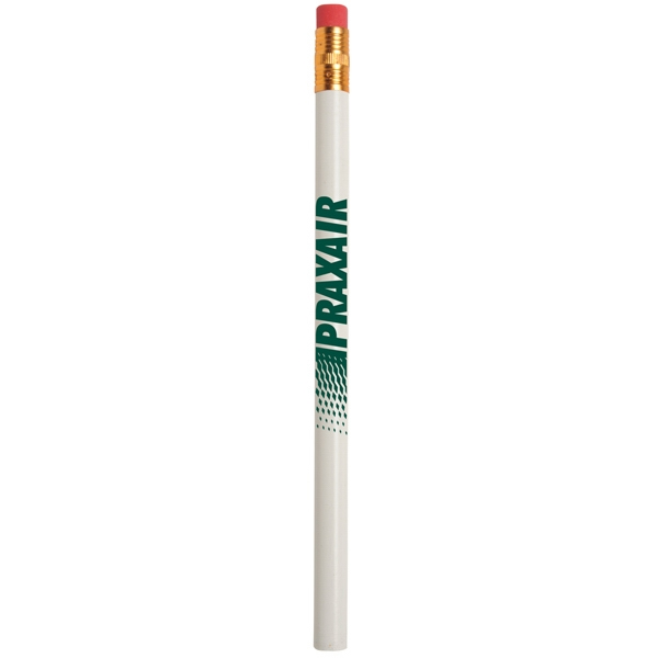 Jo-bee - White - Tipped Pencil Large In Diameter Photo