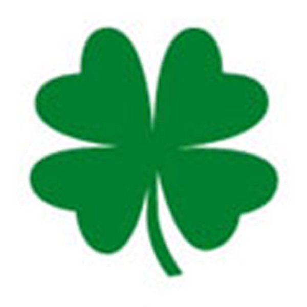 4 Leaf Clover, Stock Tattoo Designs Photo