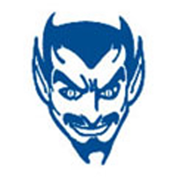 Blue Devil Stock Tattoo Designs Photo