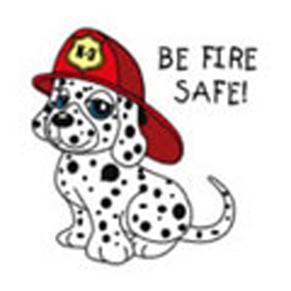 Be Fire Safe Stock Tattoo Designs Photo
