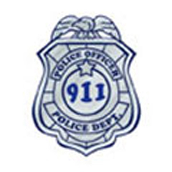 Police Badge 03 Stock Tattoo Designs Photo