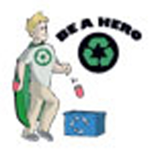 Be A Hero Recycle Tattoo Designs Photo