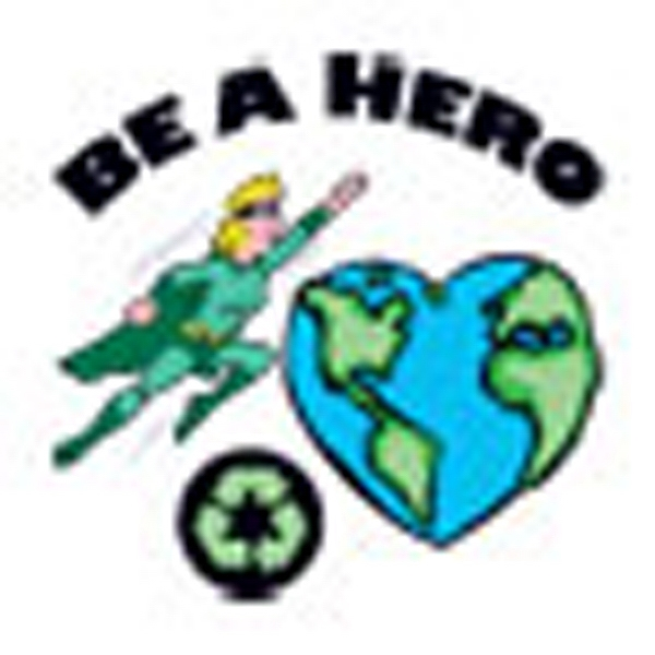 Be A Hero Heart Earth Stock Tattoo Designs Photo