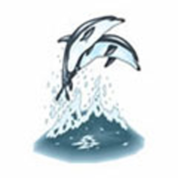 Dolphins, Stock Tattoo Designs Photo