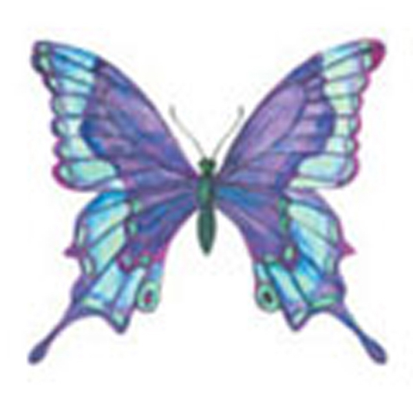 Butterfly, Stock Tattoo Designs Photo