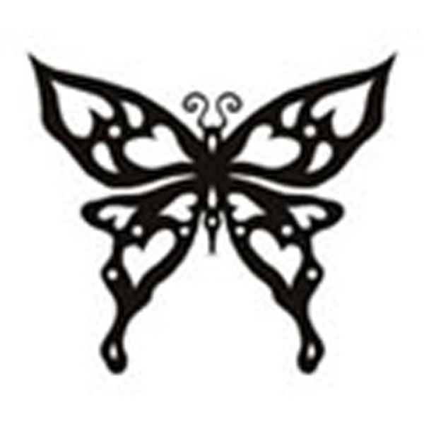 Butterfly 20, Stock Tattoo Designs Photo