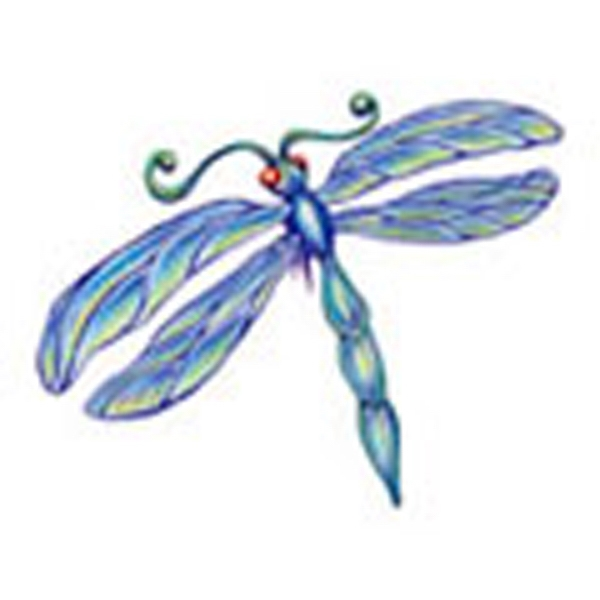 Dragonfly 4, Stock Tattoo Designs Photo