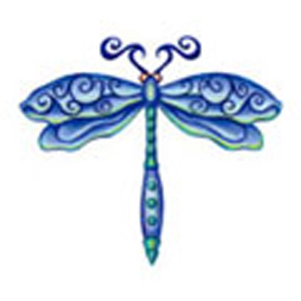 Dragonfly 5, Stock Tattoo Designs Photo