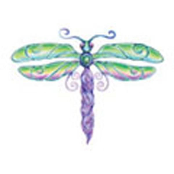 Dragonfly 6, Stock Tattoo Designs Photo