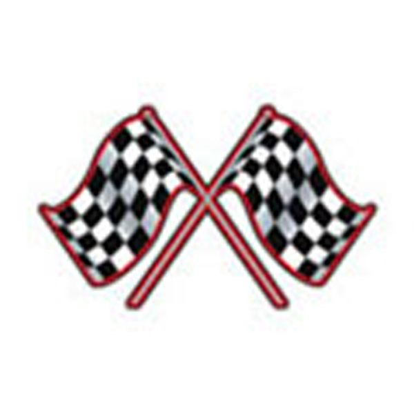 Checker Flag, Stock Tattoo Designs Photo