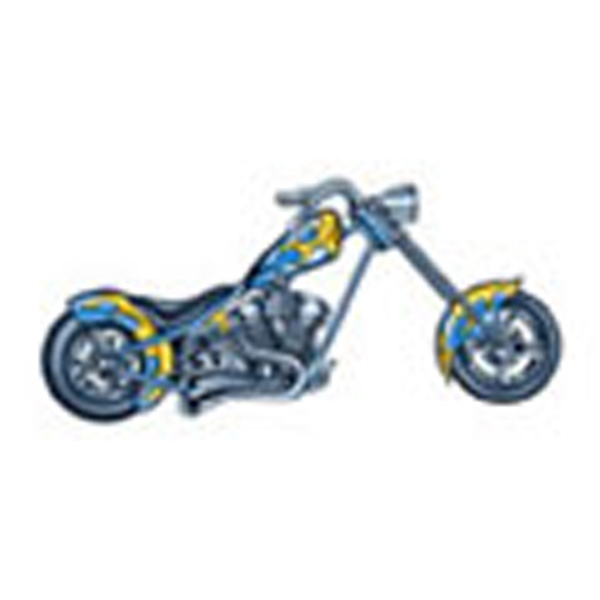 Chopper 02, Stock Tattoo Designs Photo