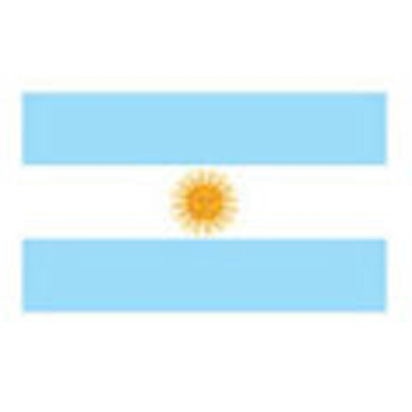Argentina Flag, Stock Tattoo Designs Photo