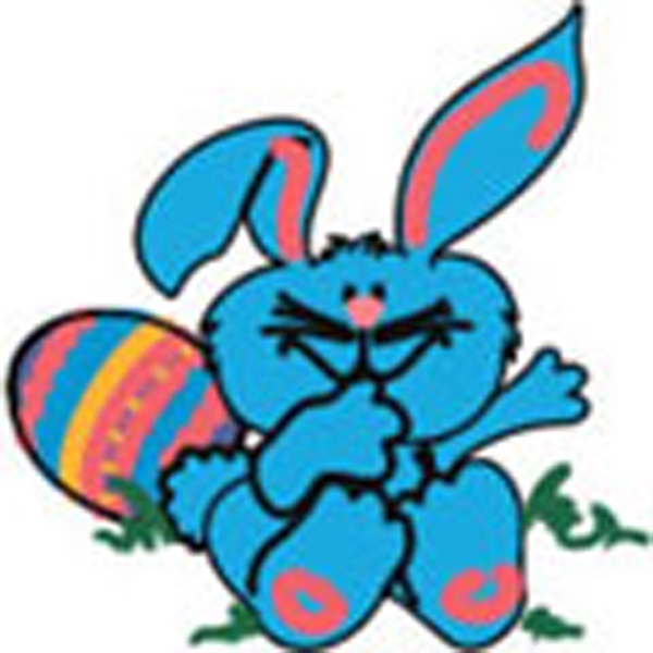 Blue Bunny, Stock Tattoo Designs Photo
