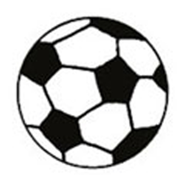 Soccer Ball Stock Tattoo Designs Photo