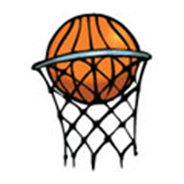 Basketball In Hoop Stock Tattoo Designs Photo