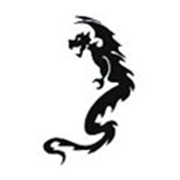 Dragon 2, Stock Tattoo Designs Photo