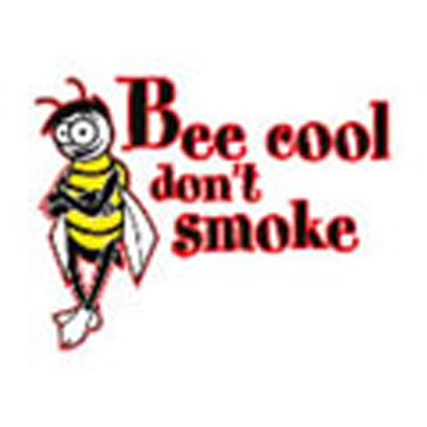 Bee Cool Don't Smoke Stock Tattoo Designs Photo