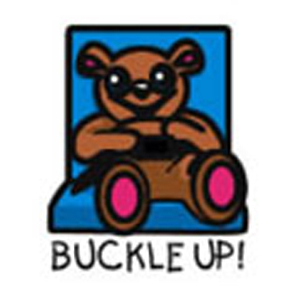 Buckle Up Bear Stock Tattoo Designs Photo