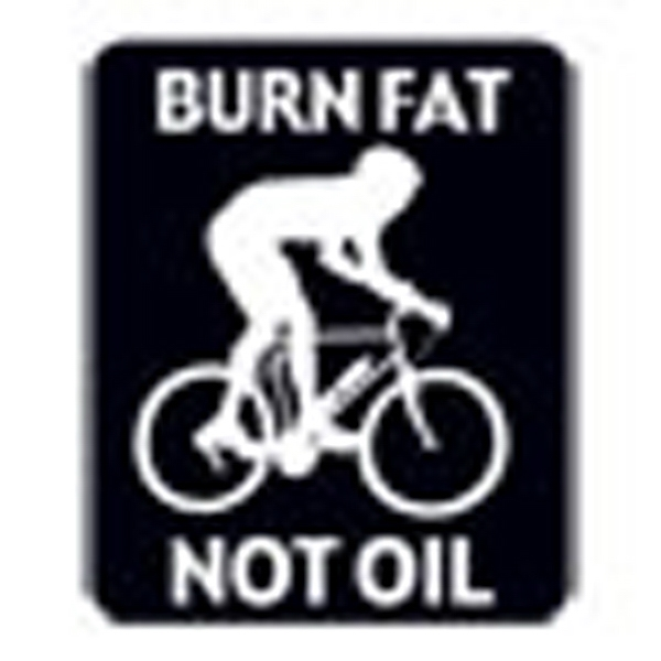Burn Fat Not Oil Stock Tattoo Designs Photo