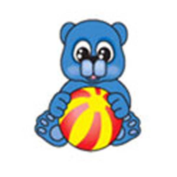 Blue Teddy Bear, Stock Tattoo Designs Photo