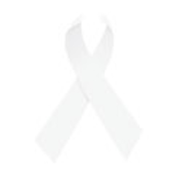 White Ribbon, Stock Tattoo Designs Photo