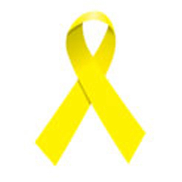 Yellow Ribbon, Stock Tattoo Designs Photo
