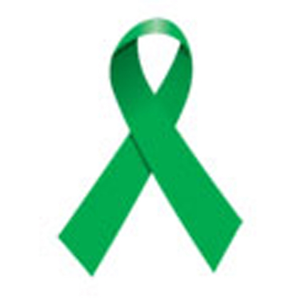 Green Ribbon, Stock Tattoo Designs Photo