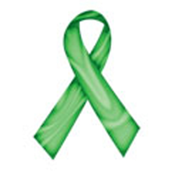 Swirl Green Ribbon, Stock Tattoo Designs Photo