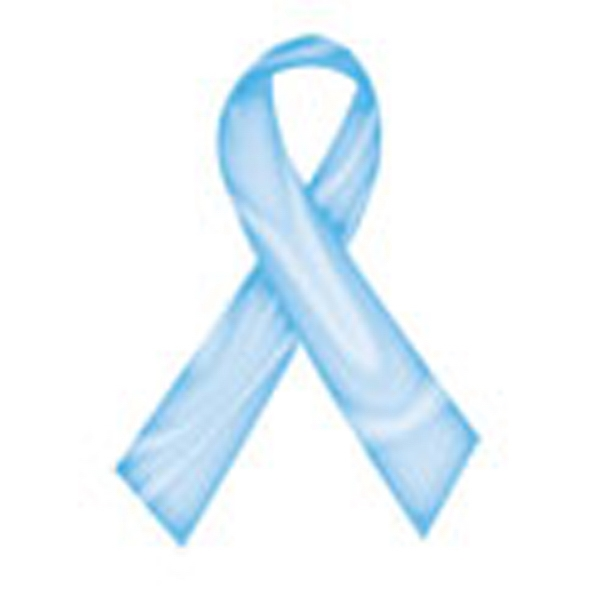 Swirl Light Blue Ribbon, Stock Tattoo Designs Photo