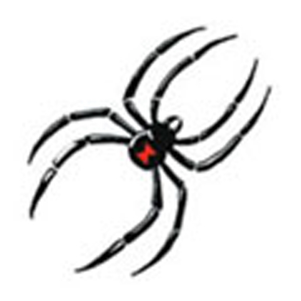 Black Widow, Stock Tattoo Designs Photo