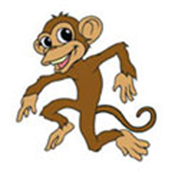 Dancing Monkey, Stock Tattoo Designs Photo