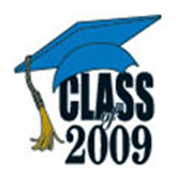 Class Of 2009 Royal Blue, Stock Tattoo Designs Photo