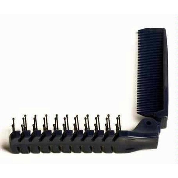 Brush/comb Combination. Blank Photo