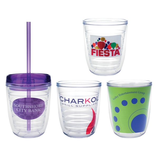 Double-wall Tumbler, 12 Oz Photo