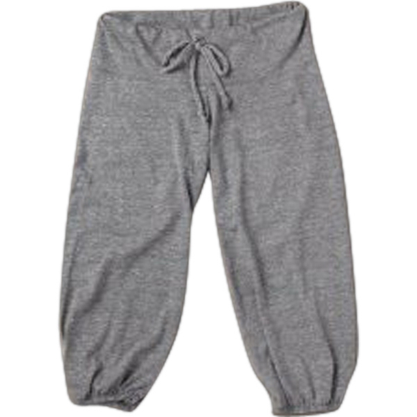 Gray - Women's Eco-heather Cropped Pants Photo