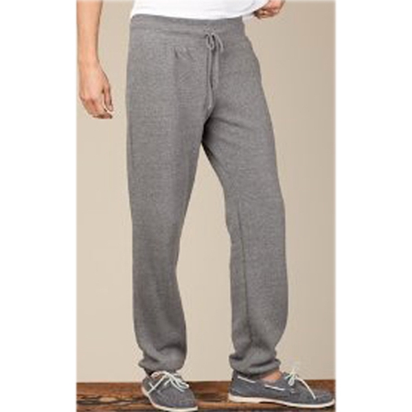 Costanza - S- X L-gray - Men's Eco-fleece Pants Made Of Polyester/cotton Blend Photo