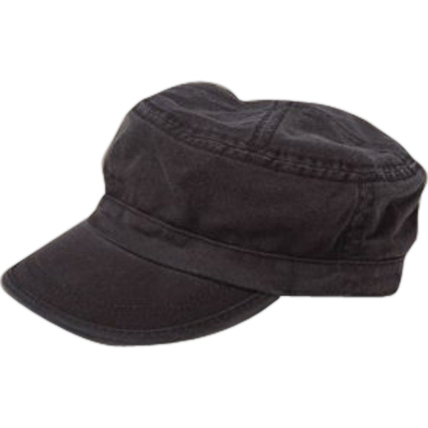 Fidel - Unisex Cotton Chino Twill Cap With Unstructured Slouchy Fit Photo